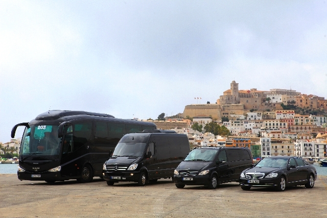 Ibiza Convention Bureau - Ibiza Tours & Islandbus