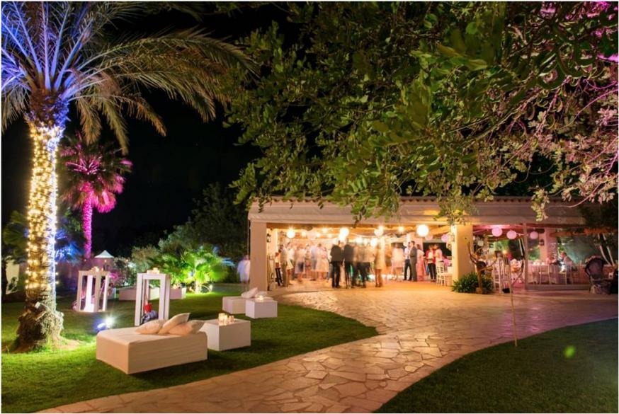 Ibiza Convention Bureau - Cardamom events & catering