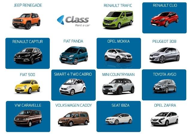 Ibiza Convention Bureau - Class Rent a Car