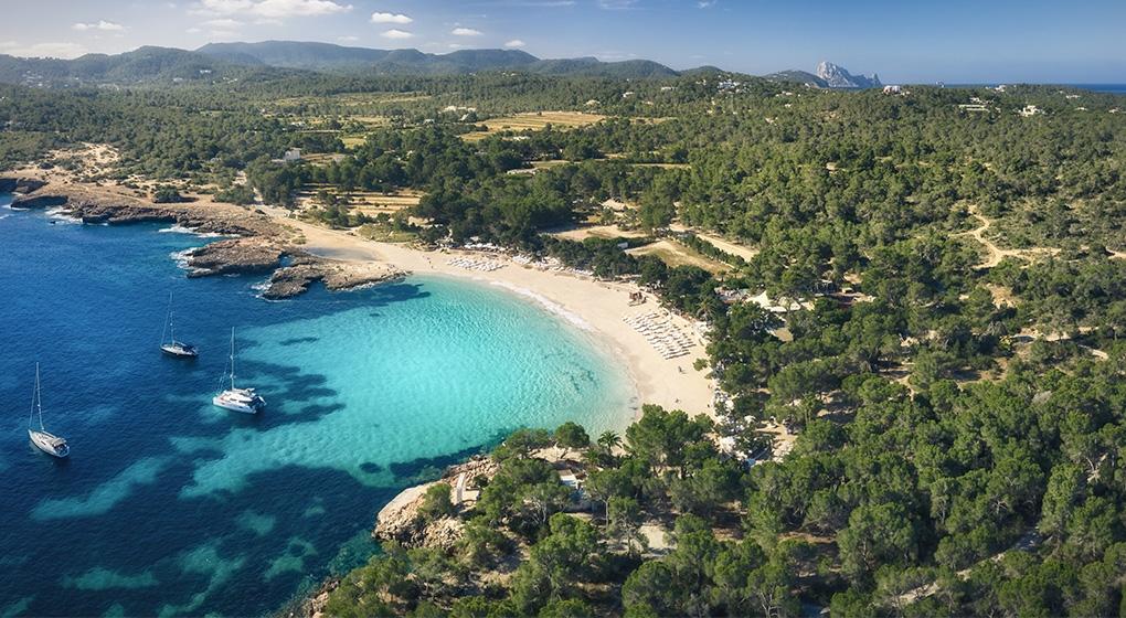 Ibiza Convention Bureau - Cala Bassa Beach Club