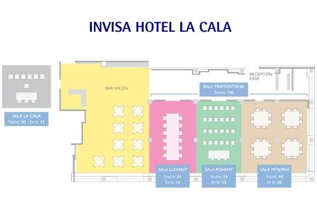 Ibiza Convention Bureau - Invisa Hotel La Cala