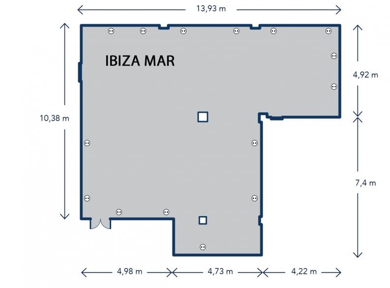 Ibiza Convention Bureau - Hotel THB Los Molinos